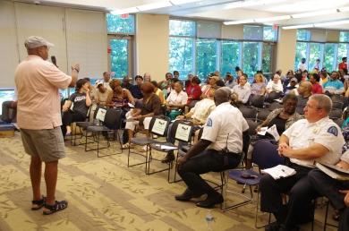St. Louis Association of Community Organizations (SLACO) Executive Director Kevin McKinney