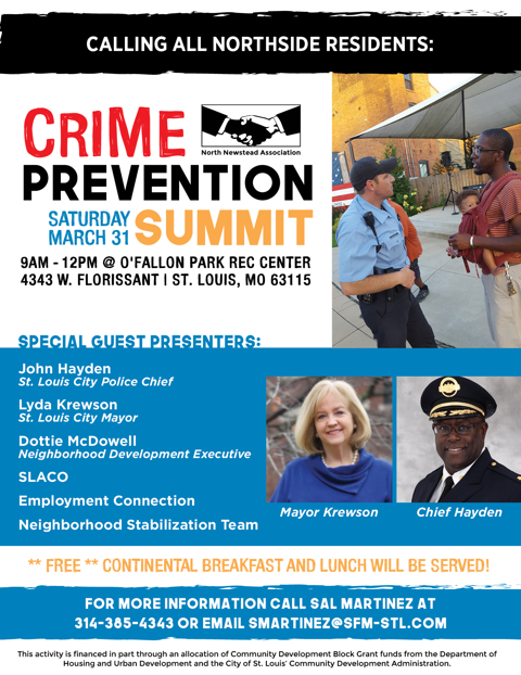 3-31-18 Crime Summit