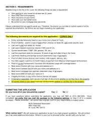 Choice Neighborhood Home Repair Application pg. 4